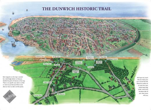 The Dunwich Trail